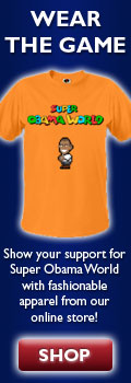 Buy Super Obama World Apparel!